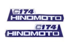 Adhesivos capo Hinomoto C174