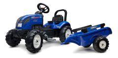 Iseki Tractor de pedales con remolque 2 a 5 años
