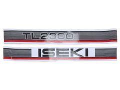 Adhesivos capo conjunto Iseki TL2300