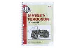 Manuel tractor MF 35/50/202/204