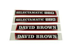 Adhesivos David Brown 880 Selectamatic