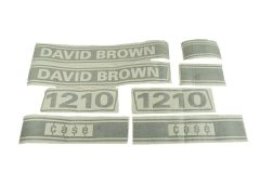 Adhesivos David Brown 1210